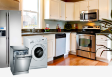Repairing the Latest Home Appliances in Metro Atlanta