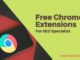 Free Chrome Extensions for SEO Specialist