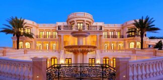 Luxurious Mansions Worldwide
