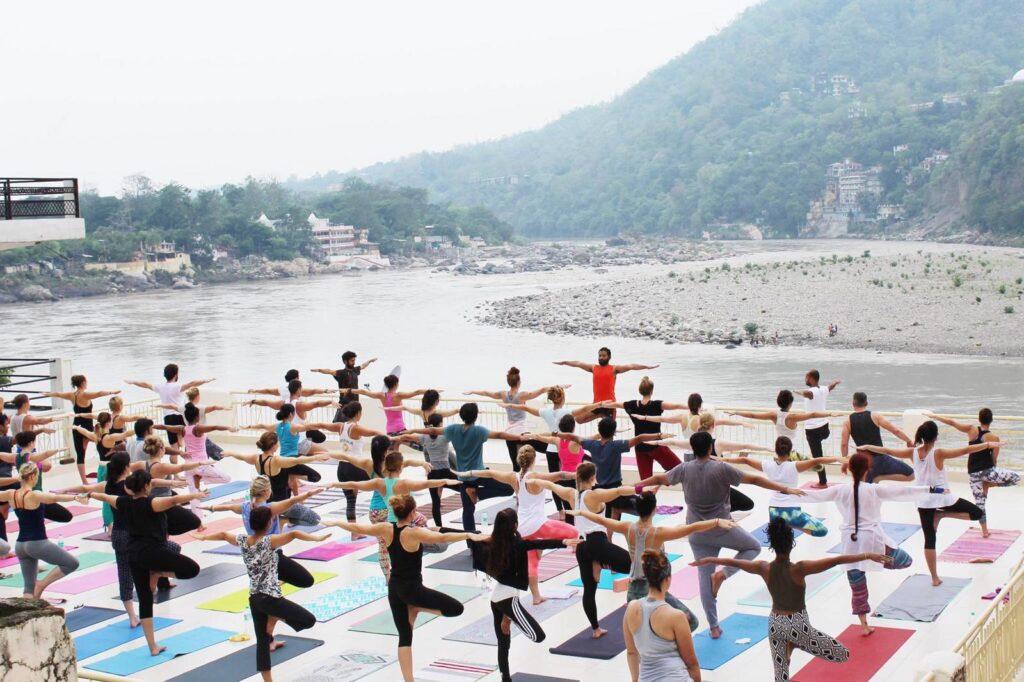 yoga fitness center