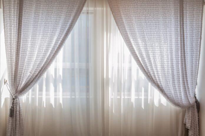 window blackout curtains in Malibu