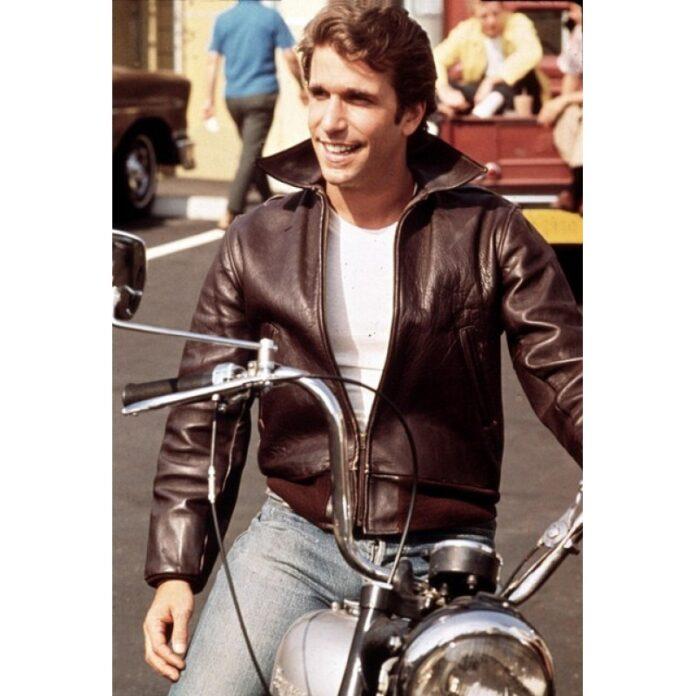 Happy Day Leather Jacket