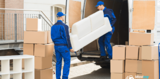 What are the services that Movers and Packers provide?