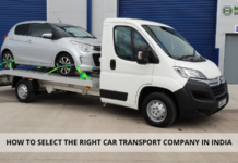 How to Select the Right Car Transport Company in India
