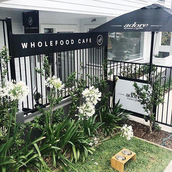 Three Donkeys Wholefood Cafe Central Coast