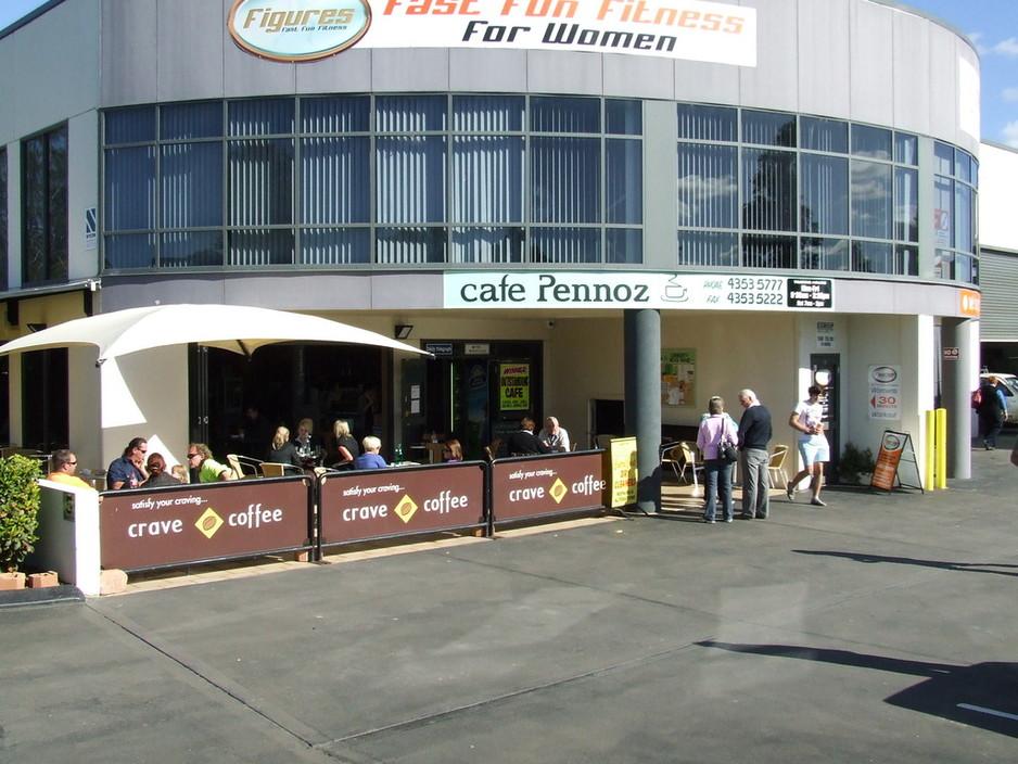 Cafe Pennoz Central Coast