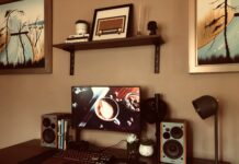 TV speakers