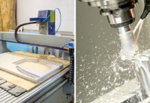 What are a CNC Router and CNC Mill?
