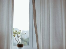 DIY Home Projects – Window Blinds and Window Treatments