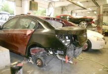 auto body repair parker co