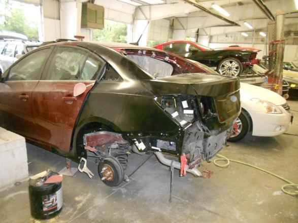 auto body repair parker co