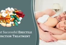 The Most Successful Erectile Dysfunction Treatment