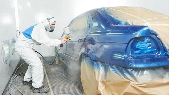 BMW-Paint-Job