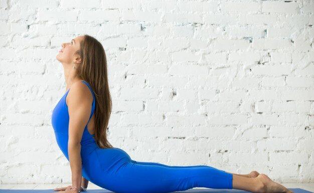 yoga pose for pitta