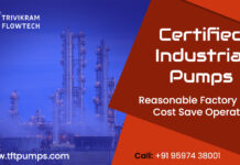 Industrial Pump Suppliers