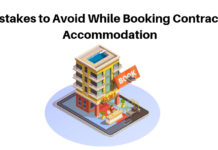 Contractors accommodation, Contractors place to stay