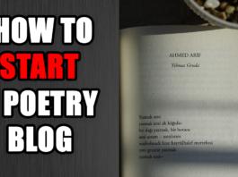 Write Poetry Blogs