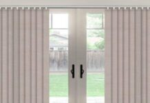 Different Types of Patio Door Blinds
