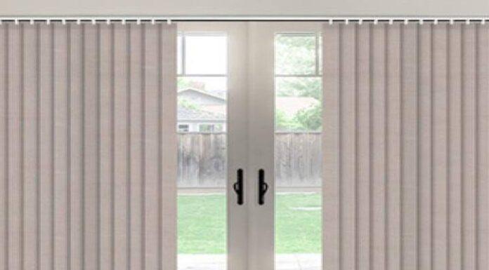 Different Types of Patio Door Blinds