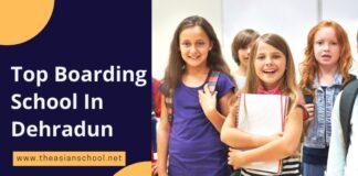 Top Boarding School In Dehradun