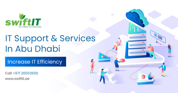 IT Services and Solutions Company in Abu Dhabi