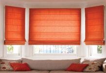 Roman blinds Dubai
