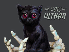 The Cats of Ulthar by HP Lovecraft