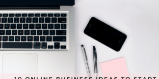 10 Online Business Ideas To Start With Zero Investment to grow small business on instagram