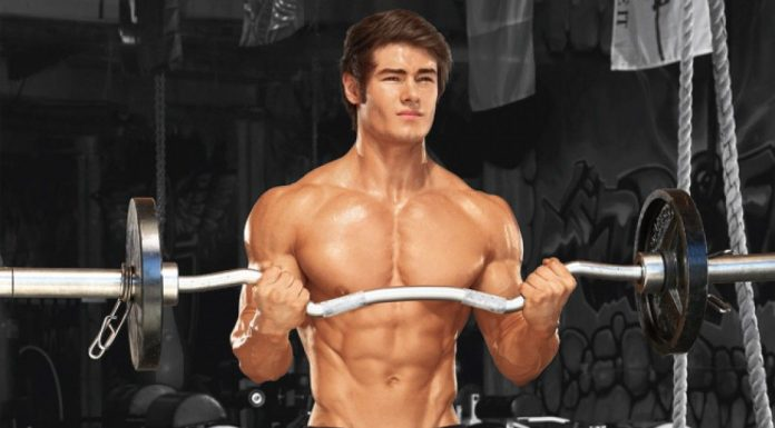 jeff seid arm workout