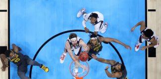 NCAA Basketball Game