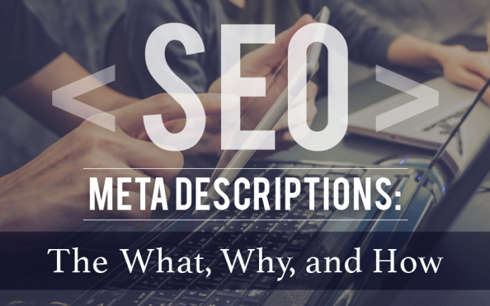 what is meta description
