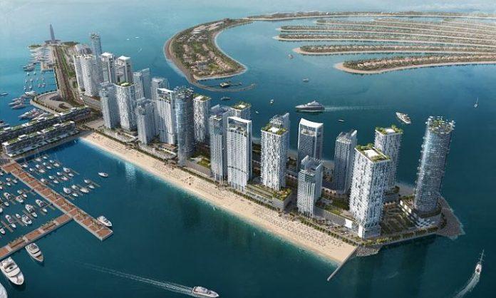 Emaar Beachfront Dubai