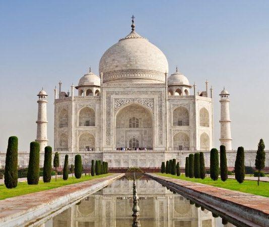 Taj Mahal - A Wonder of The World