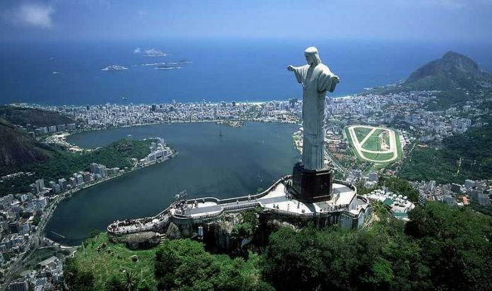 Top places to visit in Brazil