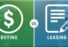 Leasing A Car Vs. Buying A New Car