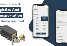 Logistics And Transportation App Development