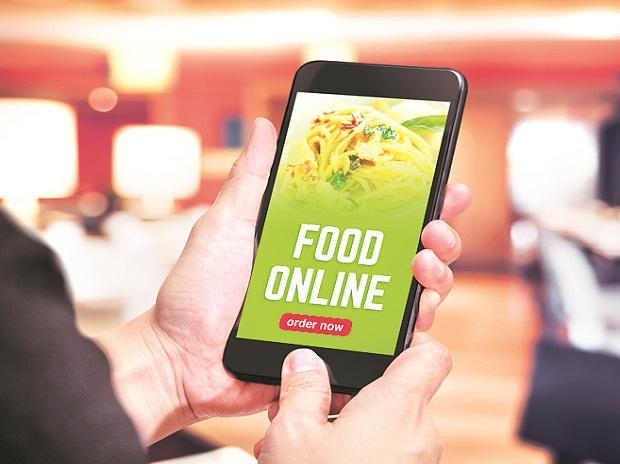 on demand food delivery services